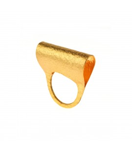 Stylish  handcrafted ring.