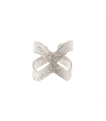 Delicate handcrafted ring.